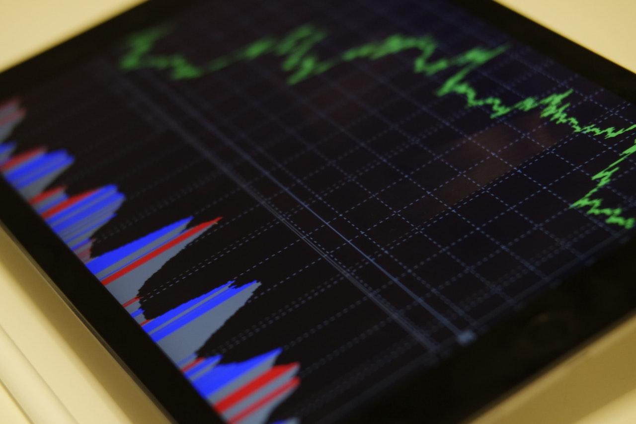 Gráficos de movimentação financeira